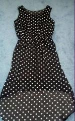 Выкройка платья длинного сзади и короткого спереди