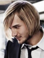 Стрижки чоловічі на довге волосся
