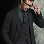 Мужская вязаная одежда 2012-2013