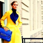 Модные женские пальто 2012-2013