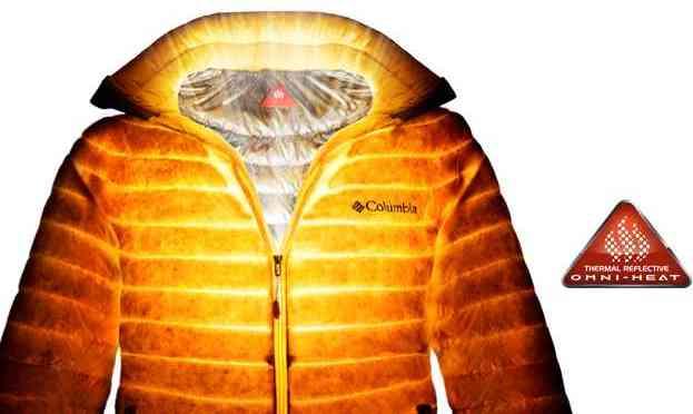 Куртки Columbia Omni-Heat