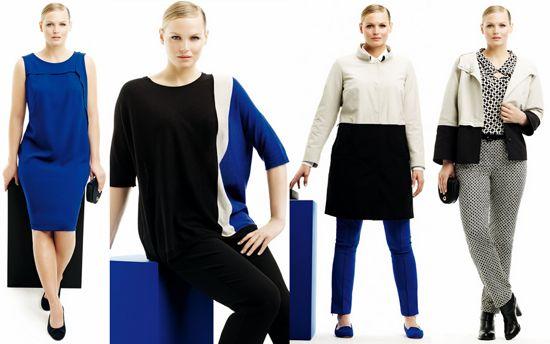 яркая и стильная итальянская одежда для полных девушек