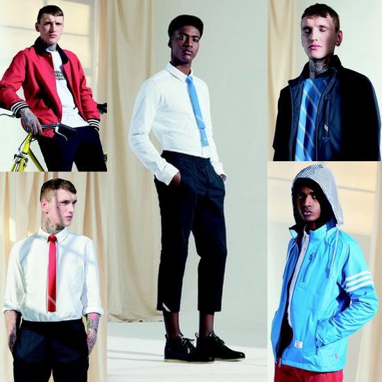 Мужские ветровки, куртки и брюки Адидас