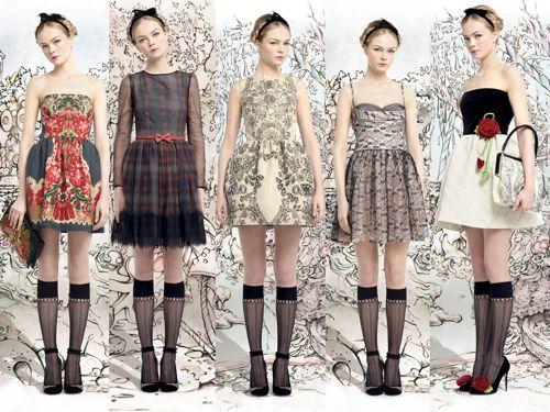 Модные платья 2014