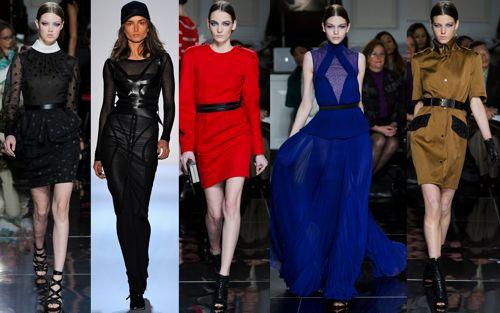 Платья 2014: модные цвета