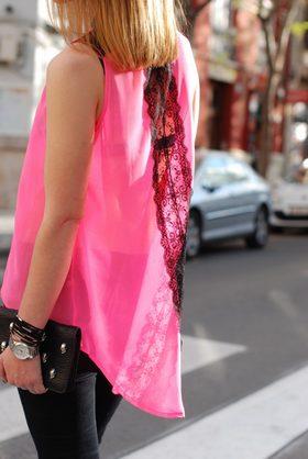 модные блузки 2014