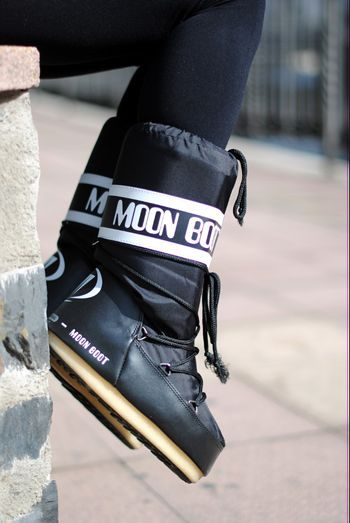 Луноходы Moon Boots