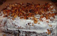 Торт «Негр»: рецепт