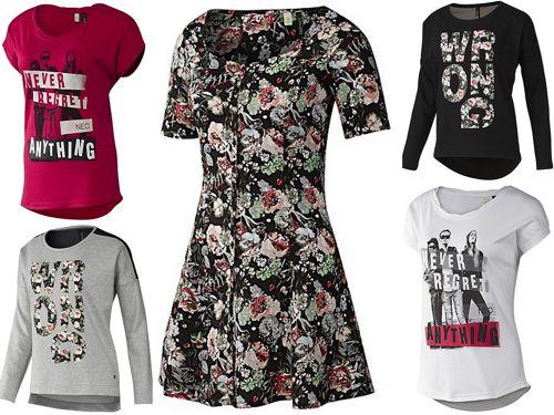 Платье, футболки и свитшоты