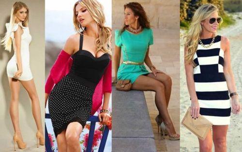 платья и сарафаны 2014