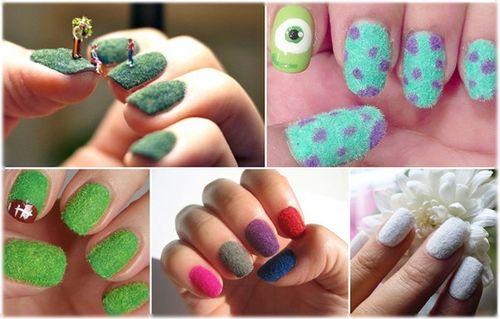 Пудра для ногтей