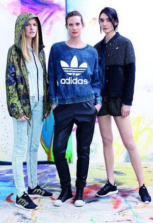Женская спортивная одежда Adidas Originals