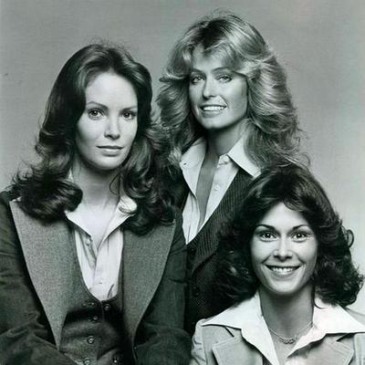 Ангелы Чарли, конец 70-х