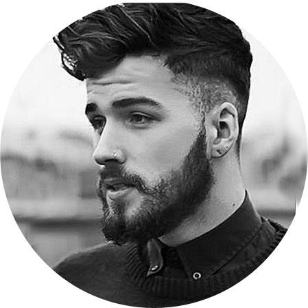Виды бороды. Модные стрижки бороды 2016: топ 10