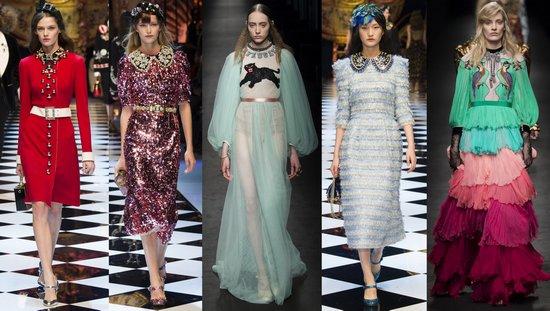 Dolce & Gabbana, Gucci