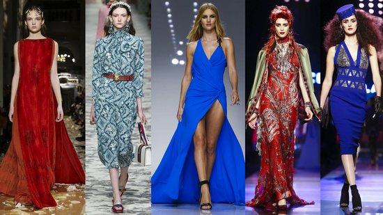 Valentino, Gucci, Atelier Versace, Jean Paul Gaultier
