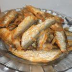 Жареная рыба в муке: фото-рецепт