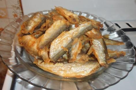Как приготовить рыбу на сковороде с мукой