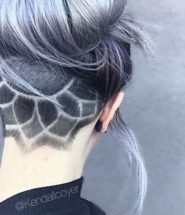 Undercut tattoo