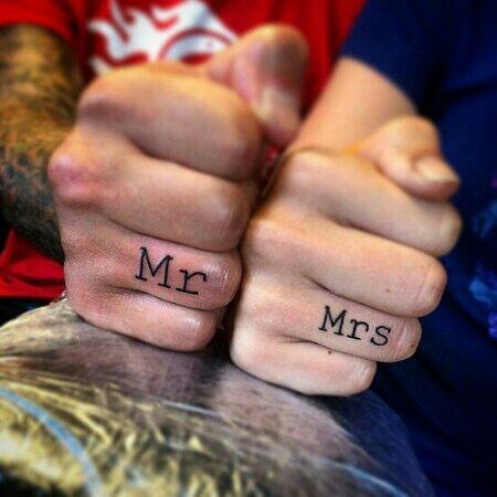 Мистер и Мисис