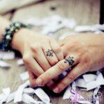 Свадебные татуировки (тату для влюбленных)