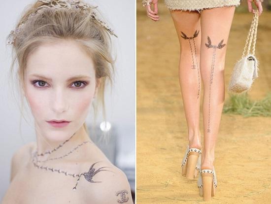 Chanel 2010 - flash-tattoo