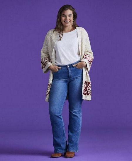 Алессандра Гарсиа в рекламной компании Манго (видео в конце статьи)