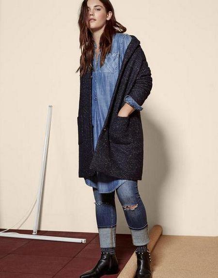 Пальто -11999, платье - 5499, джинсы - 4499, ботинки - 5499