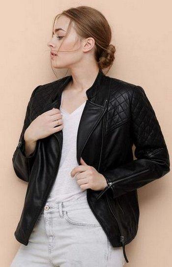Куртка кожаная 14 999