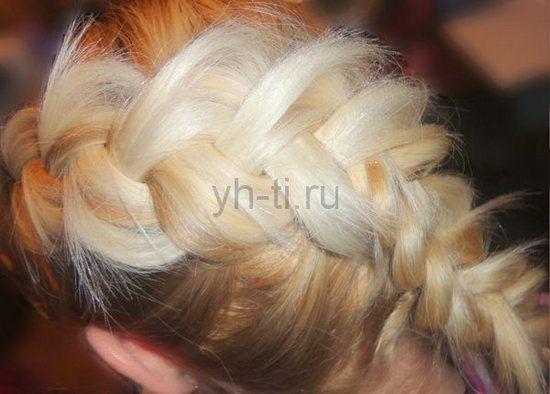 """""""Растягиваем"""" косу"""