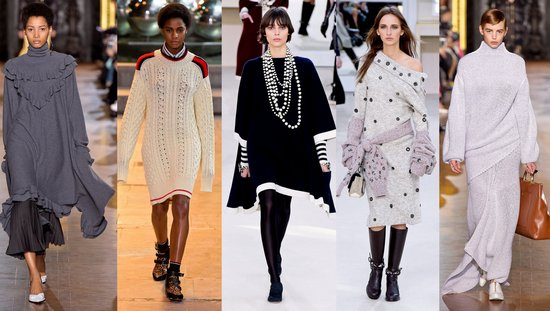 Isabel Marant, Stella McCartney, Chanel