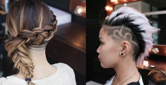 Undercut Tattoos