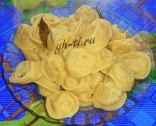 Домашние пельмени: пошаговый рецепт с фото