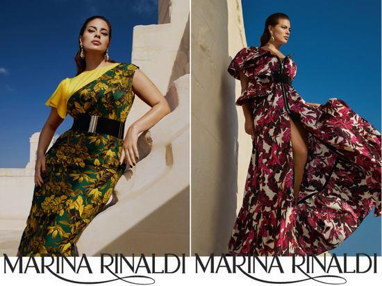 Marina Rinaldi весна-лето 2019